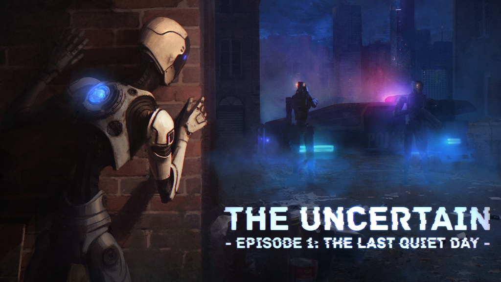 Art The Uncertain Episode 1