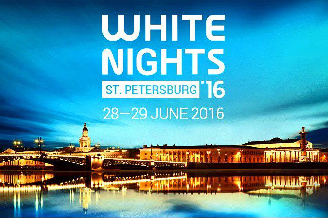 White Nights St. Petersburg 2016